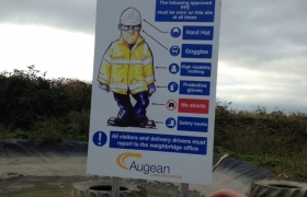 Augean-Lan-Resources-Barker-Sign-Services-On-Post-Signs-20