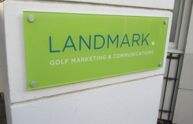 Landmark-Golf-Marketing-Communications-Barker-Sign-Services-Raised-or-Locator-Signs-Letters-9